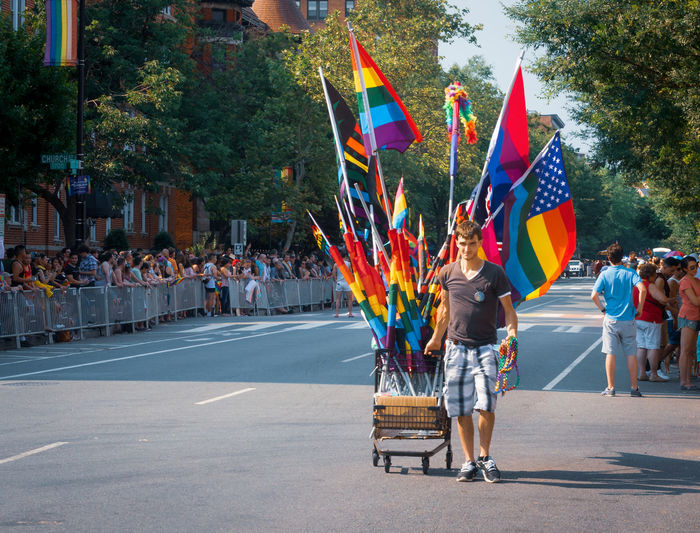 #eyeemDC Gay Parade Dc Love Man Woman Gay Glbt Homosexual Love Lesbian Parade Pride First Eyeem Photo