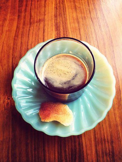 Mmmmh... My morning vice! Iced Coffee