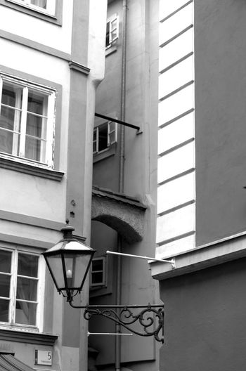 Architecture Black & White Black And White Blackandwhite Building Exterior Built Structure Day Landscape Low Angle View Lubiana No People Outdoors Residential Building Slovenia Street Urban Exploration Urban Geometry Urban Landscape Window