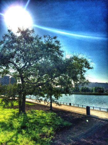 Beautiful Day Relaxing небо⛅️ Moscow City Beautiful весна Beautiful Morning (null)