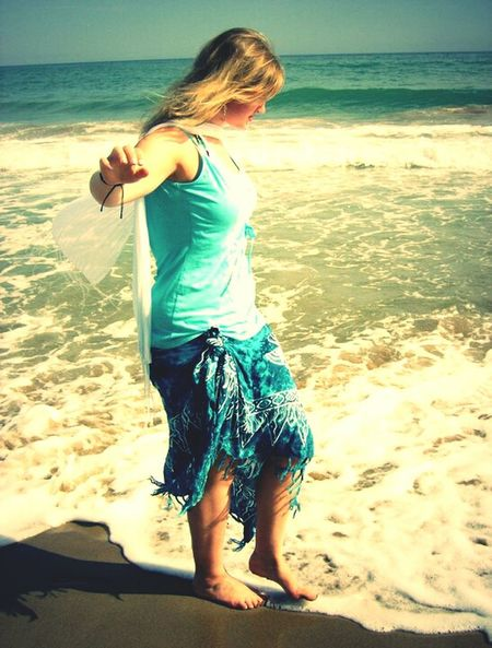 Sea Beach Shooting Holiday SPAIN