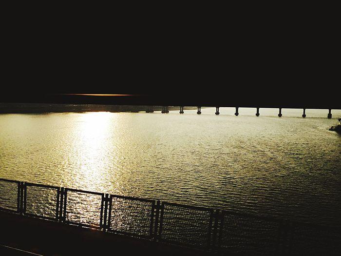 sunset on the way back home, Han river, Seoul, Korea Sunset, Han River, Seoul, Capital City, Commuting, Korea, River