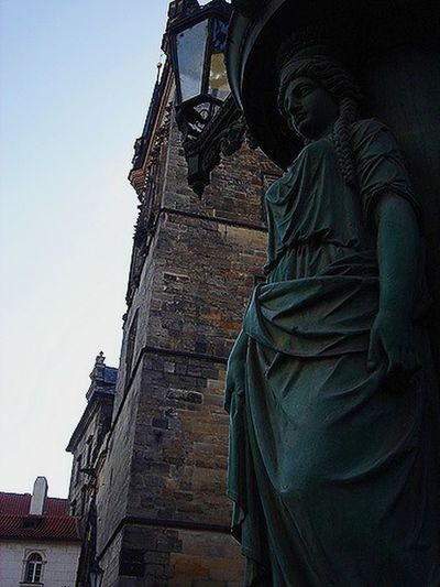 Statue Model Status Bronze Statue Architecture & Statues Praguestatue Praguebridge Praha Prague Praga Estatuadepraga