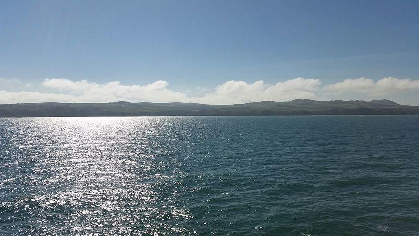 Coast Of Wales Wales England