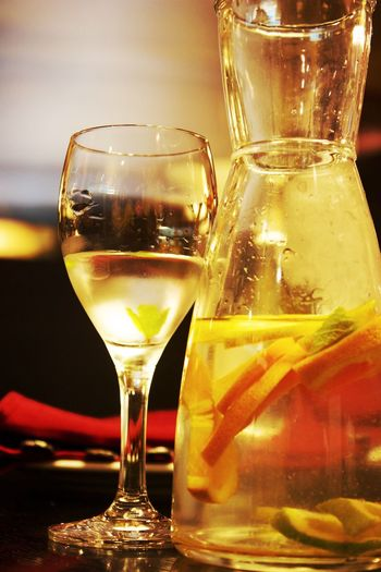 Drinking Glass Drink Wineglass Bottle Restaurant Food And Drink Refreshment