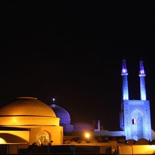 lovely Yazd by