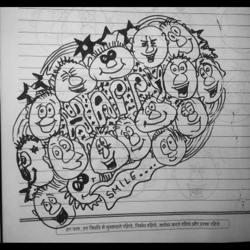5mindoodle Doodleart Doodlesofinstagram Doodling Art Funtimes Photooftheday Picoftheday