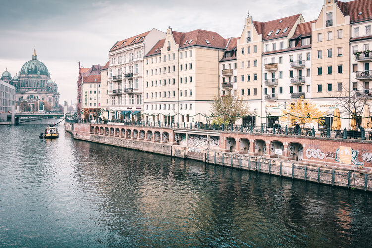 Old-Berlin | Berlin, Germany 2016 Architecture Architecture Berlin Berlin City Berlin Photography Berlin-Mitte Berliner Dom Canal City City Life Mode Of Transport Nikolaiviertel Office Building Oldtown Oldcity Outdoors Residential Building Residential District Residential Structure River Riverbank Sky Spree River Transportation Travel Destinations Waterfront