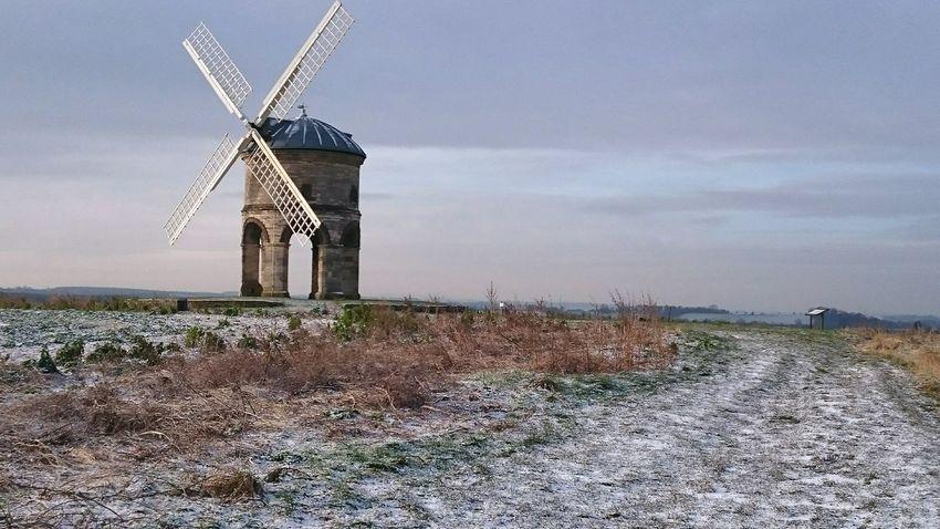 Chesteton windmill Windmills Photography Countryside Warwickshire Chesterton Windmill Light Snow