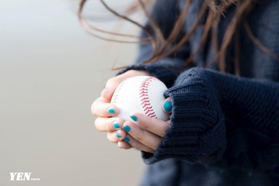 棒球魂。 First Eyeem Photo Photo Photography Nikon D610 棒球 Baseball Girl