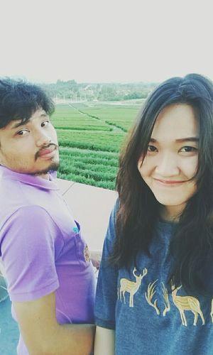 ณ ไร่ชา กะ ปอ ดุจเฉลิม / love me like u do / with Por Dujchalerm . / Chiang Rai   Thailand Singha Park สิงห์ปาร์ค เชียงราย