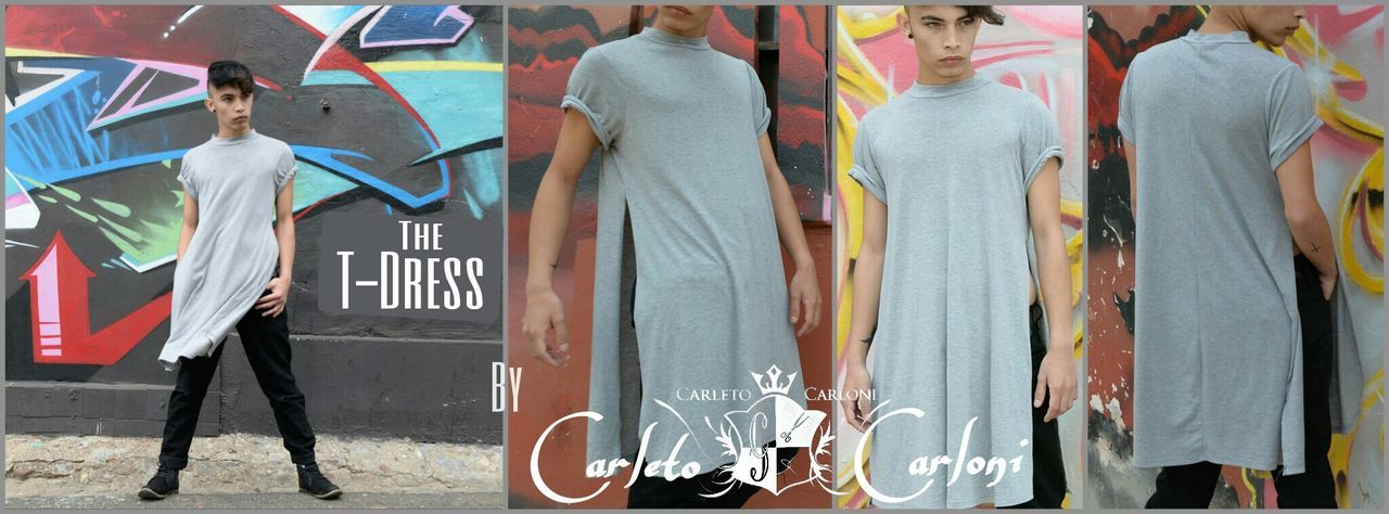 Carleto Carloni_Dare to be brave Ad Campaign: Designer - Carleto Carloni, Photographer & Stylist: Carlo Carelse for CC Imaging, Model - Taurique Hendericks street fashion commercial photography Sweater Dress