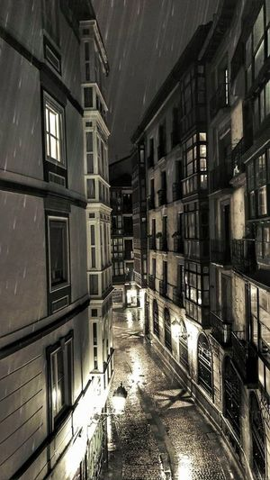 Streetphotography Sepia_collection Rain Night Lights Nightphotography