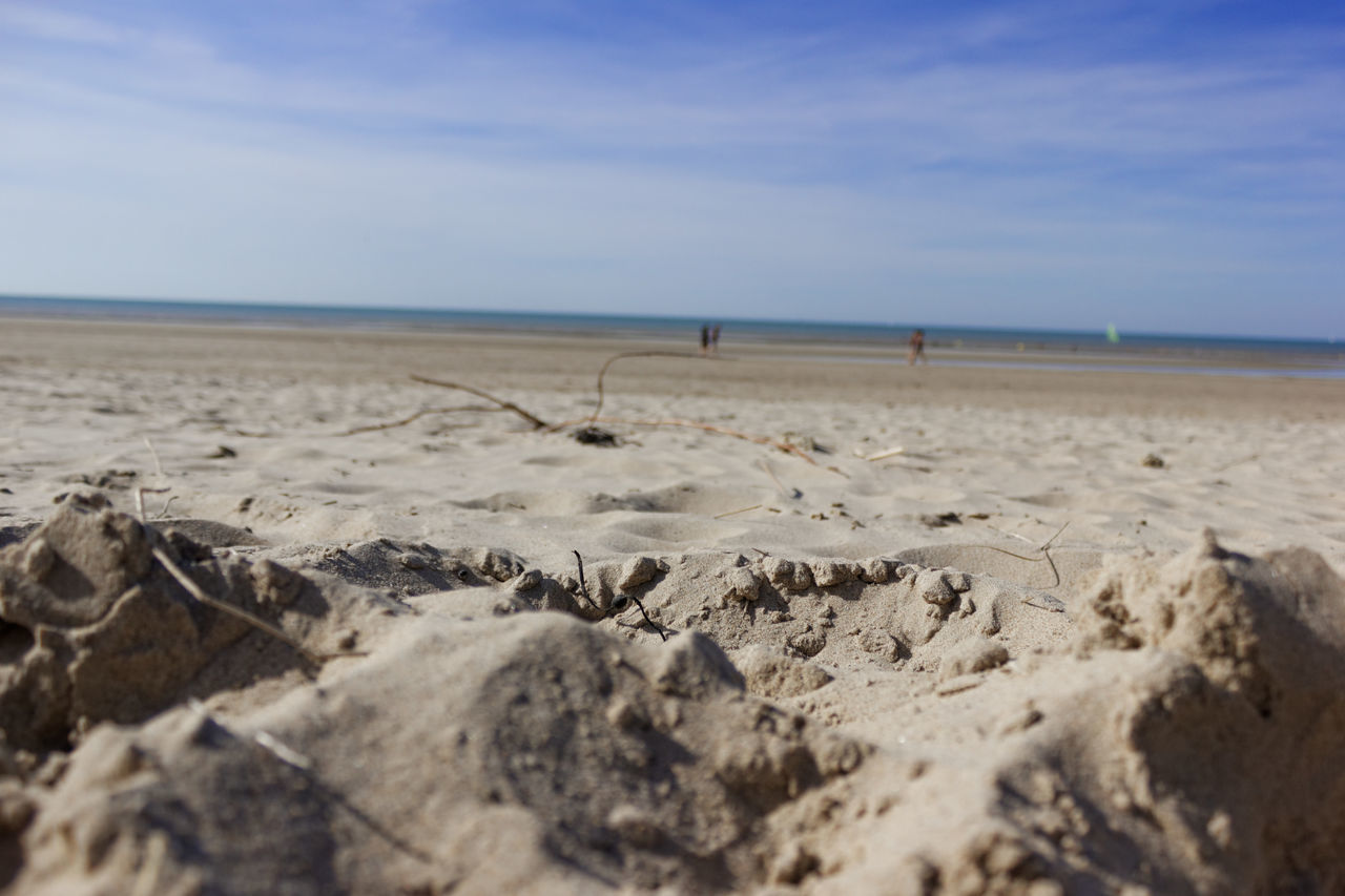beach, sea, sand, sky, horizon over water, nature, water, beauty in nature, tranquility, scenics, tranquil scene, no people, day, outdoors, close-up