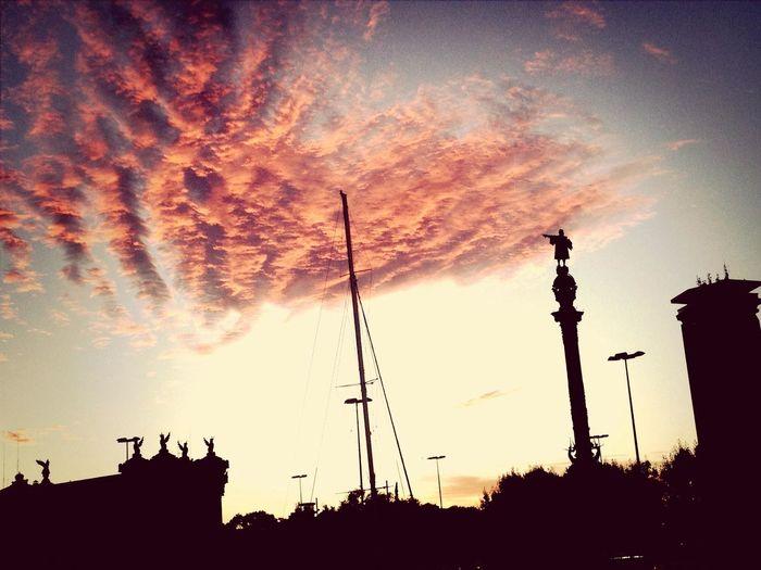 Arde el Cielo (the Sky ). Con Fuego (with Fire )