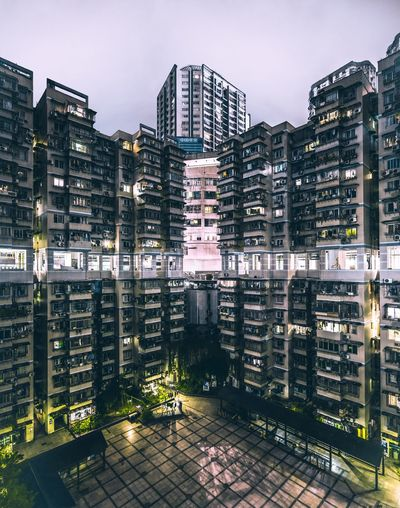 Residential compound in chongqing
