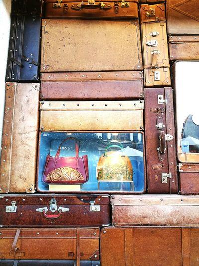 和时间一起旅行 旅行 行李箱