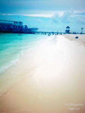 Isla Mujeres Cancun Mexico Walking On The Beach From My Point Of View Taking Photos Relaxing Wallpapers Enjoying Life Beautiful Place Enjoying The View