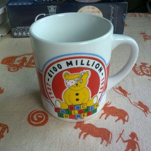イギリス コーヒーカップ紀行
