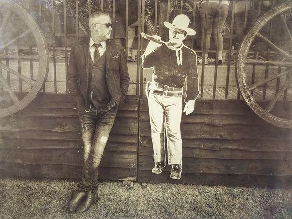 The Wild, Wild West Midlands... WILD WILD WEST Old West  John Wayne Halesowen Carnival Halesowen