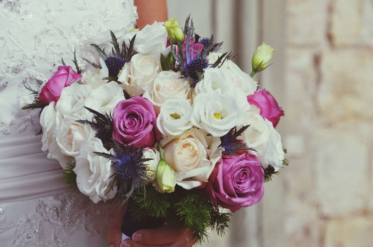 Wedding EyeEmBestPics Italy Roses Bridal Bouquet Handtiedbouquet Picoftheday Bride Flowers