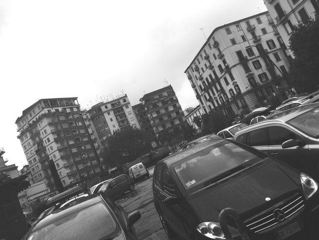 City Rainy Days Sadness