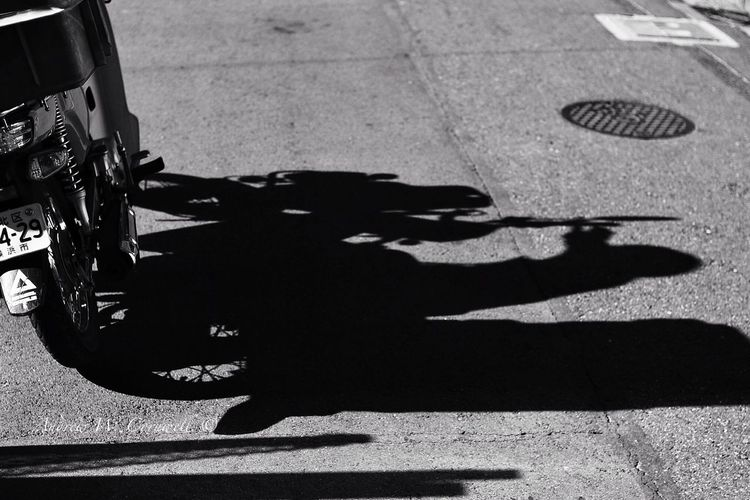 Streetphoto_bw Light And Shadow A.W.C. Streetphotography