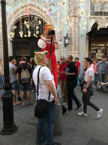 FIFA2018 Moscow Moscow City Moscow Joy Enjoyment City Life Cityscape City Street Enjoying The Moment Celebrate Celebration FIFA World Cup Russia Fifa18 FIFA World Cup Russia Fifa2018 Fifa Group Of People Real People Large Group Of People Architecture Men Crowd Women Lifestyles Standing Full Length City