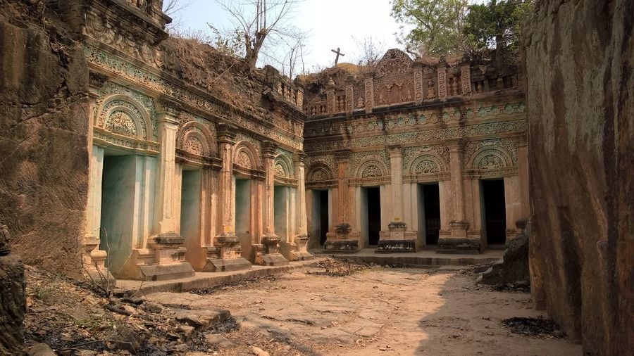 ASIA Asian  Abandoned Ancient Ancient Civilization Archaeology Architecture Building Exterior Built Structure Deterioration History Monument Myanmar Myanmarphotos No People Old Old Ruin Outdoor Photography Outdoors Ruined The Past Tourism Travel Travel Destinations