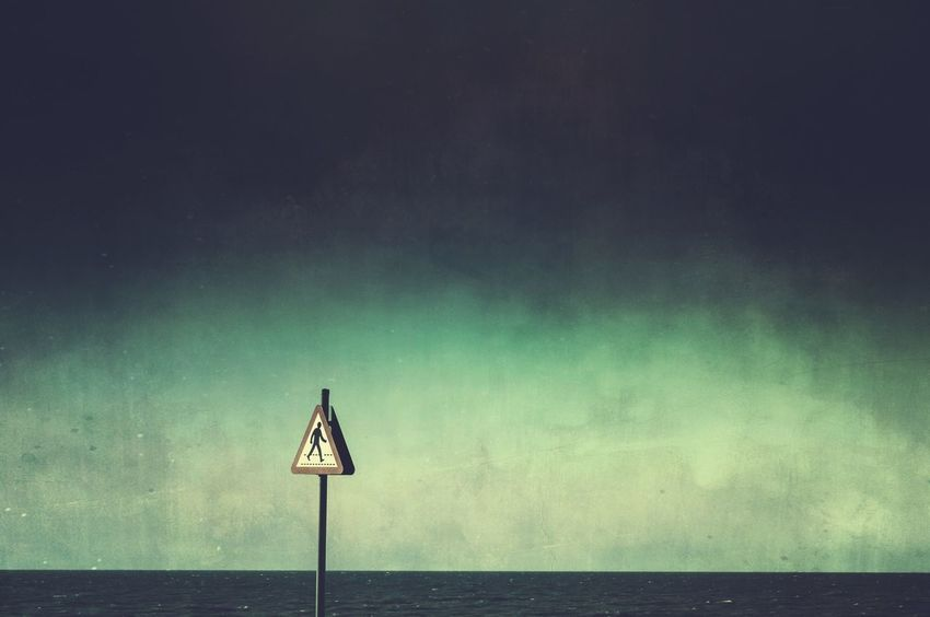 Mextures Sea Minimalism Sky