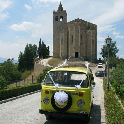 Offida Matrimoniovintage Busvolkswagen