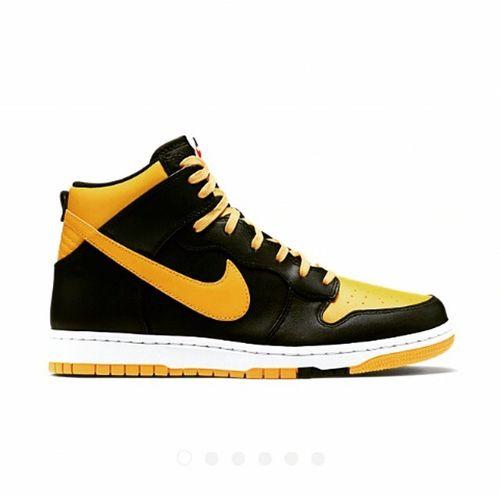 Proxima Adquisición Nike Dafpunk Amarillo Negro