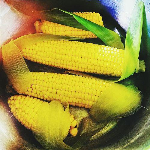 Кукуруза дома❤ выходной
