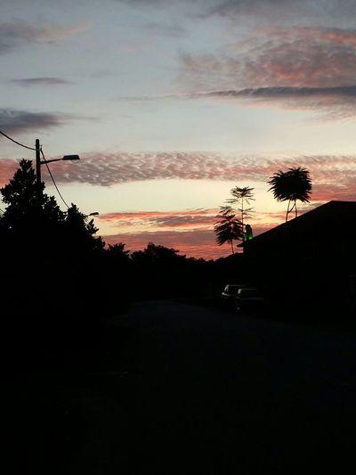 Sunrise in Bangi Sunrise Bangi