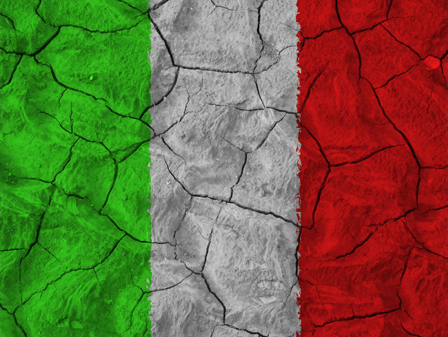 Italian flag Backgrounds Close-up Cracked Day Full Frame Green Color Italy Italy Flag Nation Nature No People Outdoors Pattern Rome Rome Italy State Textured