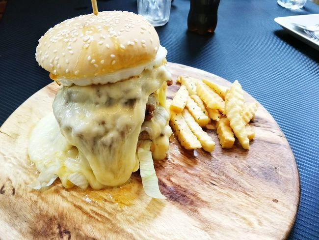 Food Unhealthy Eating Food And Drink No People Indoors  Prepared Potato Ready-to-eat Table Close-up Freshness Comfort Food Day Burger XL Frech Fries