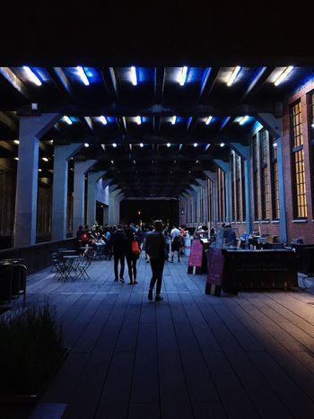 The Street Photographer - 2016 EyeEm Awards Eyeem Philippines The High Line Low Light Overnight Success New York City
