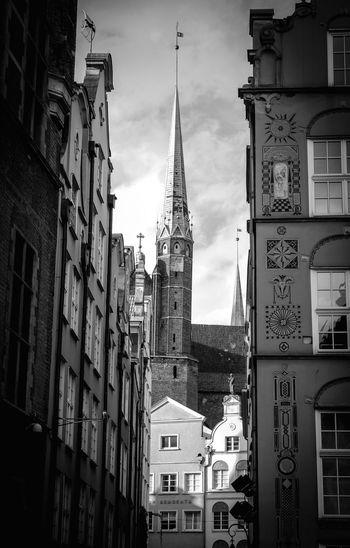 Hollidays Poland Gdansk (Danzig) Gdansk Gdańsk 👌🏼 Gdansk 2016 Architecture Travel Destinations Clock Tower