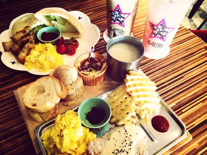營養的早晨?