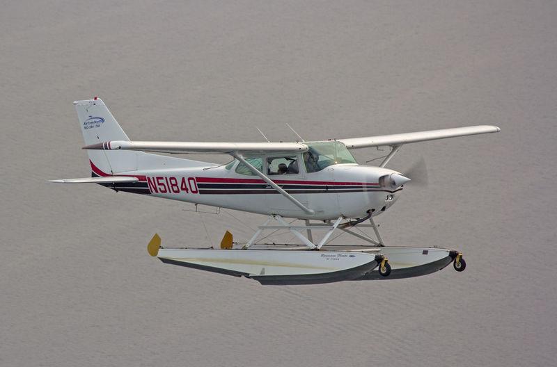 Cessna 172 on
