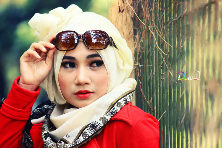 beauty Hijab Taking Photos Fashion