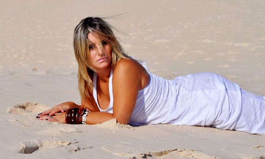 Mature Women Woman Who Inspire You Woman Power Blond Hair Water Sand Dune Young Women Beach Beautiful Woman Sand Lying Down Summer Women