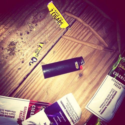 Smoking Like Its Legal