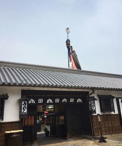 鯉のぼり 鯉のぼり Japan うどん 香川県 高松市 山田家