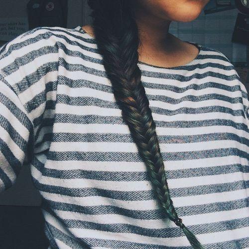 Let Your Hair Down Hair Fishtail Braid Fishtail  Braids Let Your Hair Down Winners EyeEm X Schwarzkopf - Let Your Hair Down