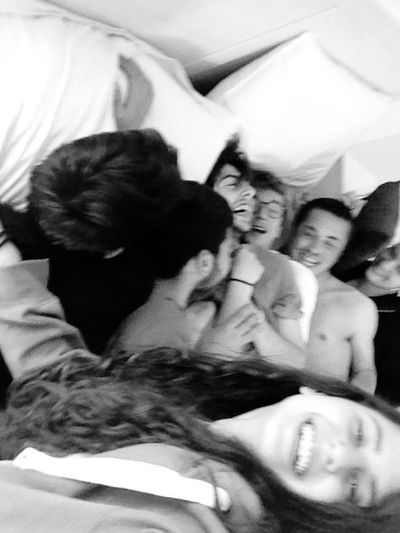 100happydays Day14 Crazy Friends Weed Firstmay Badandyou Not Really Travel Trips Blackandwhite