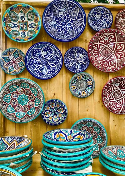 Art And Craft Craft Multi Colored Pattern No People Backgrounds Decoration