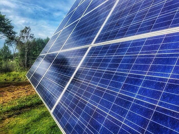 Solar Panel Solar Energy CarolSharkeyPhotography Maine