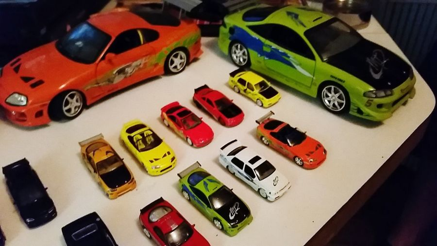 Fast and furious collection Carscollection Toystoy