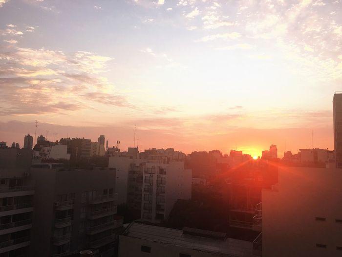 Sunrise- good morning